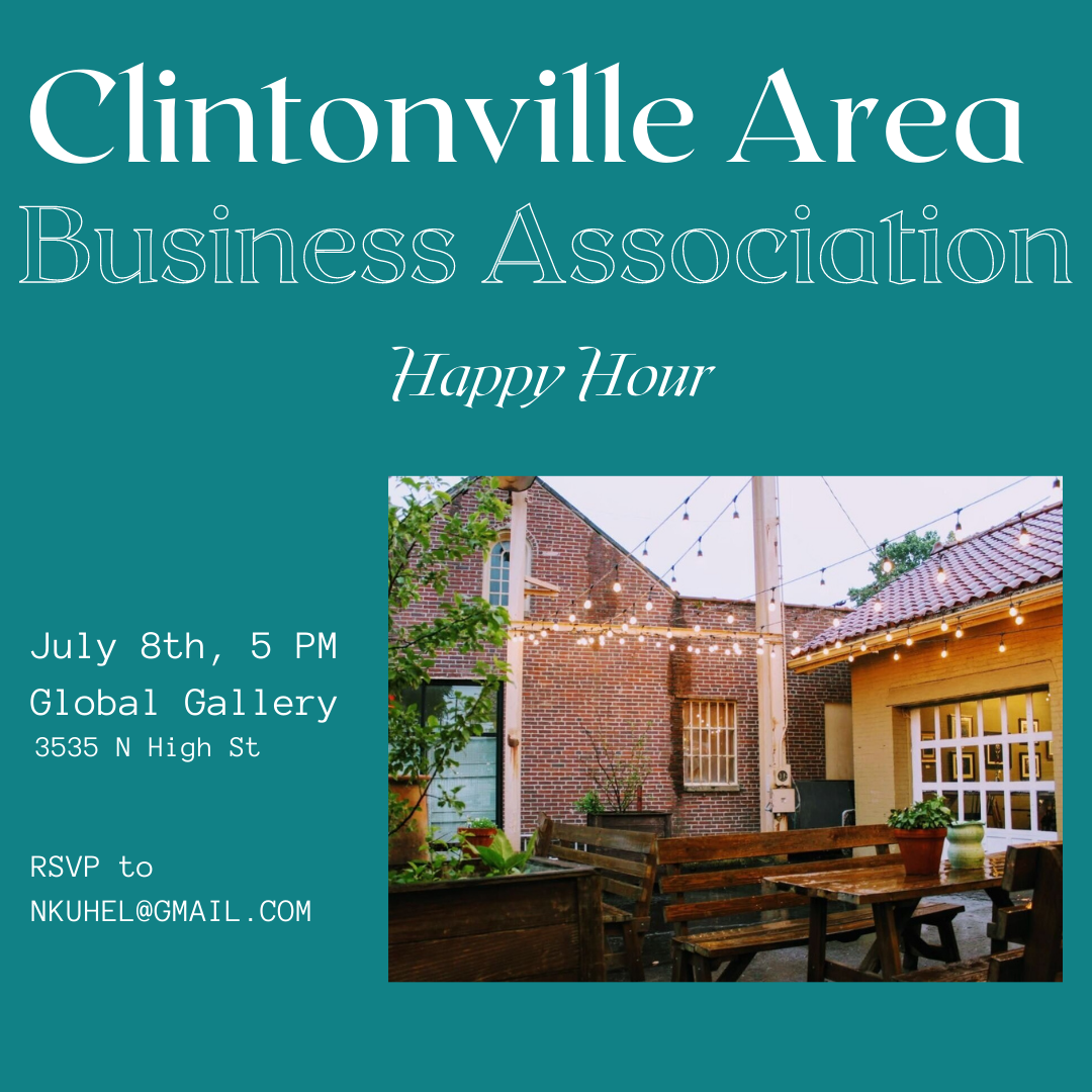 Happy Hour July 8th